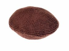 Free Brown Beret Royalty Free Stock Images - 4980029