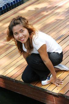 Free Thai Woman Stock Photos - 4980423
