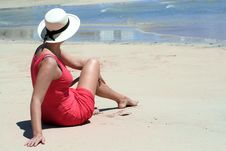 Free Summer On The Shores Stock Photography - 4981402