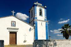Free Portugal, Alentejo: Chapel Near Evora Stock Photos - 4982393