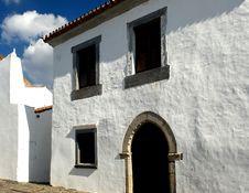Free Portugal, Alentejo; Village Of Monsaraz Stock Images - 4982974