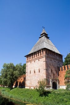 Free Kremlin Tower Stock Photo - 4983110