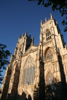 Yorkminster Royalty Free Stock Images