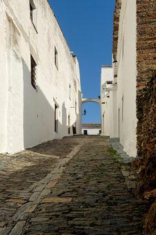Free Portugal, Alentejo: Village Of Monsaraz Royalty Free Stock Photography - 4983287
