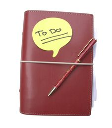 Free Red Diary Stock Image - 4983631