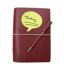 Free Red Diary Royalty Free Stock Images - 4983709