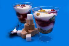 Free Dessert Royalty Free Stock Photo - 4984595
