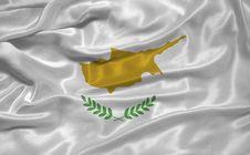 Free Cyprus Flag 3 Stock Image - 4985061