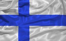 Free Finland Flag 3 Stock Photos - 4985073