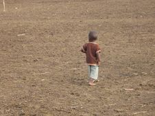 Free Little Maasai Royalty Free Stock Image - 4985126