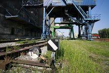 Free Alberner Port, Vienna Stock Image - 4985261