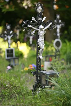 Free Cemetery Of The Unknown Deceased Vienna Royalty Free Stock Photos - 4985348
