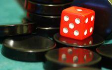 Free Backgammon 05 Stock Image - 4985951