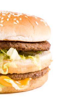 Free Hamburger Stock Photos - 4986013