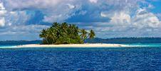 Free Little Island Royalty Free Stock Photos - 4986648