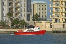Free Work Boat Stock Image - 4986741