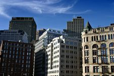 Free Boston Skyline Stock Photography - 4987042