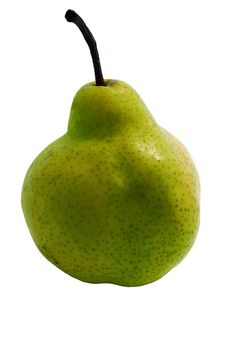 Free Green Pear Royalty Free Stock Photo - 4987565