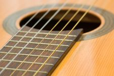 Free Guitar Stock Image - 4987931