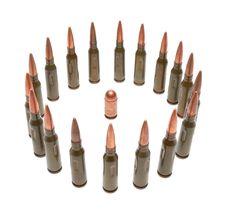 Free Bullets Royalty Free Stock Photos - 4988208