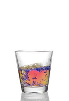 Free Drink Splash Stock Image - 4988501