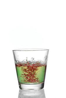 Free Drink Splash Royalty Free Stock Photography - 4988517