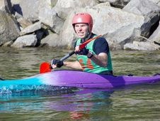 Free Kayaker Stock Images - 4988574
