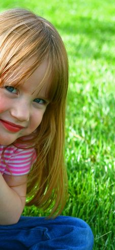 Free Smiling Child Stock Photos - 4989363