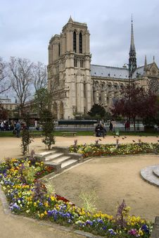 Free Notre Dame Cathedral Stock Photos - 4989733