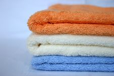 Free Towels Stock Photography - 4989862