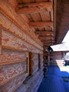 Free Wooden Thatched House Detail Stock Photo - 4993330