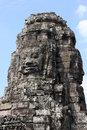Free Angkor Temple - Bayon Stock Images - 4996954