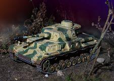 Free Tank Stock Image - 4990481