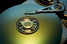 Free Hard Disk Royalty Free Stock Photography - 4990927