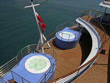 Cruiseship Deck