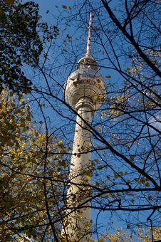 Free Berlin Fernsehturm Stock Photo - 4991290