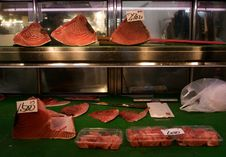 Free Tokyo Fish Market Stock Images - 4991644