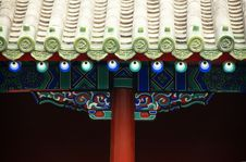 Free The Temple Of Heaven Stock Photo - 4991780