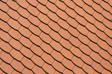 Free Roof Tiles Royalty Free Stock Photo - 4992835