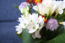 Free Flowers Bouquet Stock Photography - 4994232