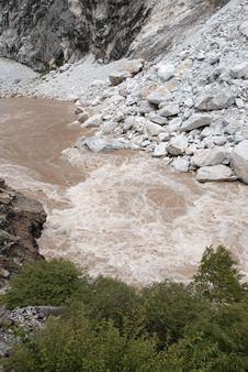 Free Canyon In Yunnan China Stock Image - 4994351
