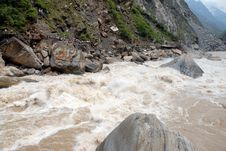 Free Canyon In Yunnan China Stock Photos - 4994463