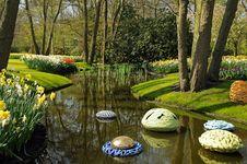Free Spring Garden Stock Images - 4994804
