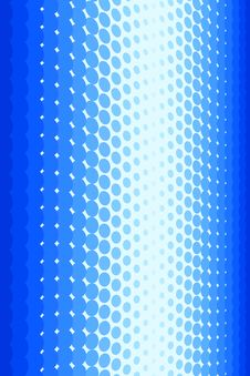 Free Blue Spot Pattern Stock Photos - 4994953