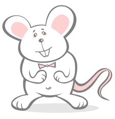Free Cheerful Mousy Stock Images - 4995224