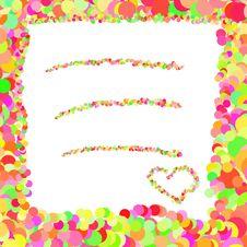 Free Fun Love Frame Royalty Free Stock Image - 4995466