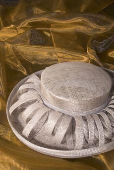 Free Ladies Dress Hat Royalty Free Stock Image - 4996996