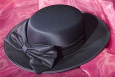 Free Ladies Dress Hat Stock Photo - 4997090