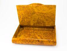 Ancient Snuffbox Royalty Free Stock Photos
