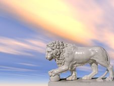 Free Lion Stock Photography - 4997562